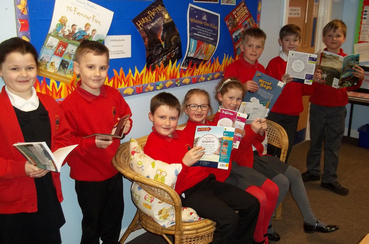 Seend Primary School: A Continued Story of Success