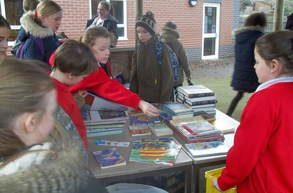 Our Year 5 Book Sale