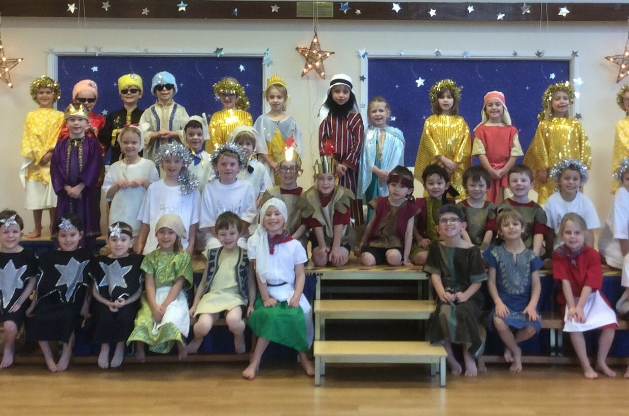 Nativity Dress Rehearsal